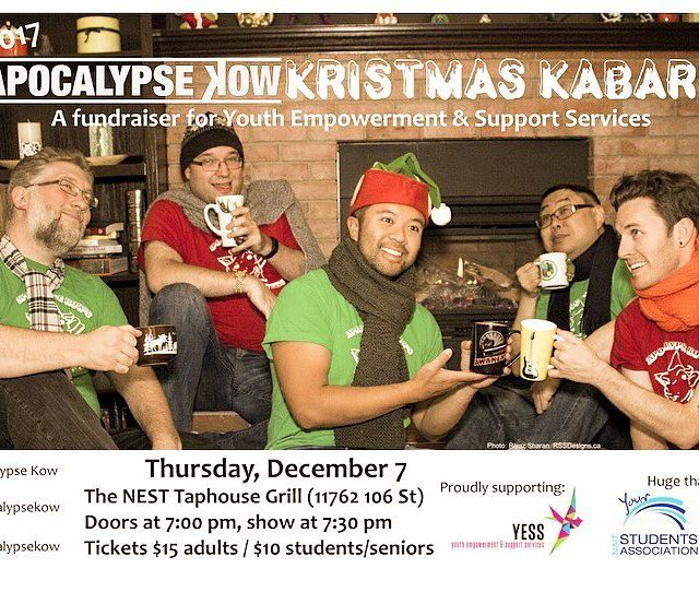 One more sleep until our annual Kristmas Kabaret! Its prettyhellip